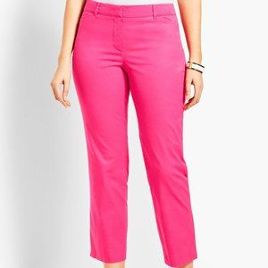 NWT Talbots The Perfect Crop Pants Size 16